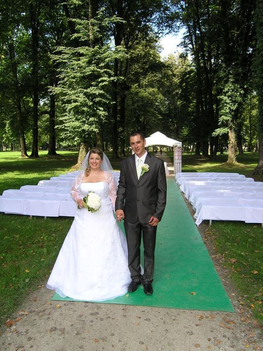 Svadobné šaty neviest z MS - @luculik89