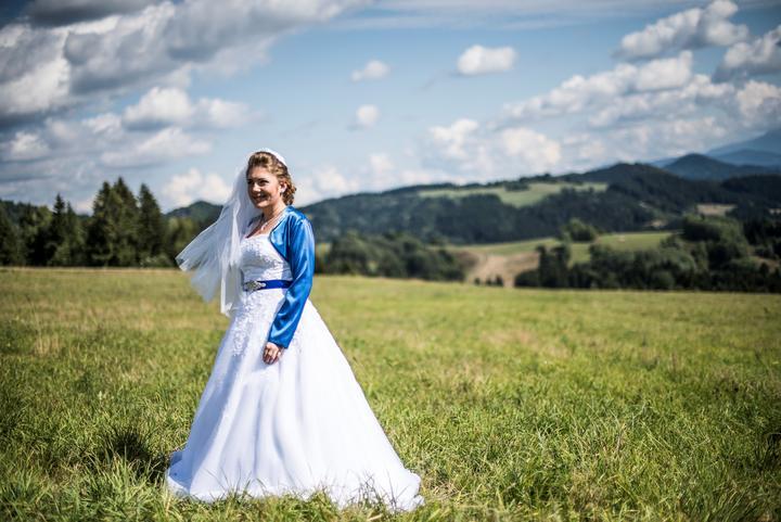 Svadobné šaty neviest z MS - @macka164