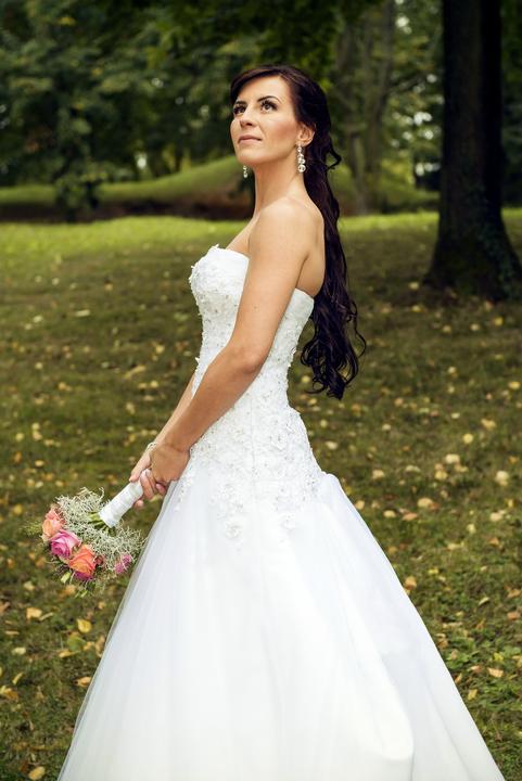 Svadobné šaty neviest z MS - @matulka2610