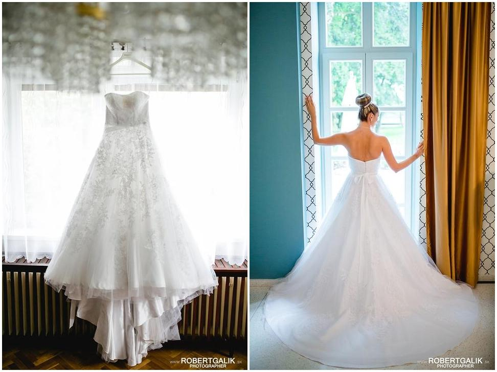 Svadobné šaty neviest z MS - @sakaro