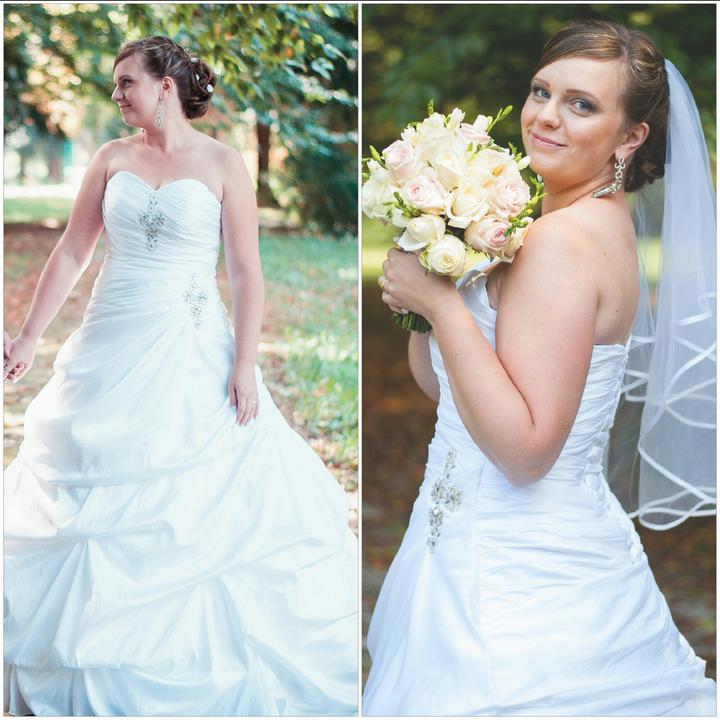 Svadobné šaty neviest z MS - @tatianasevcikova