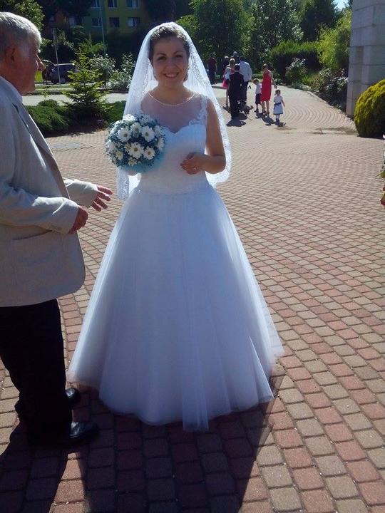 Svadobné šaty neviest z MS - @alaksova