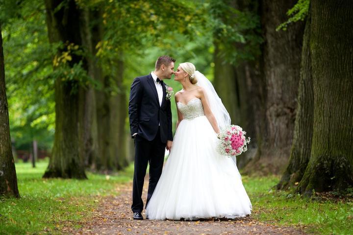 Svadobné šaty neviest z MS - @inngridka