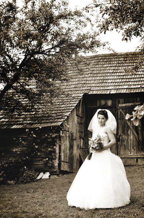 Svadobné šaty neviest z MS - @katka_kol