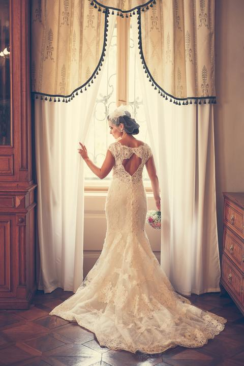 Svadobné šaty neviest z MS - @snehulienkaba