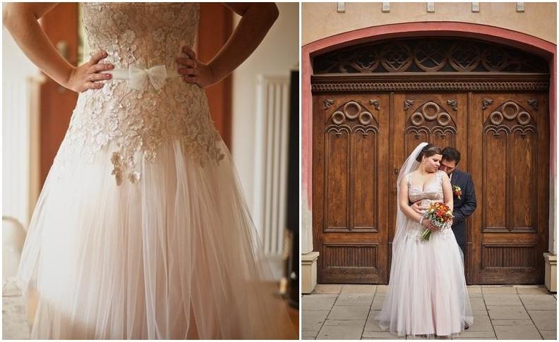 Svadobné šaty neviest z MS - @vladulyk