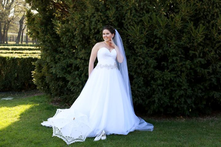Svadobné šaty neviest z MS - @renetka21