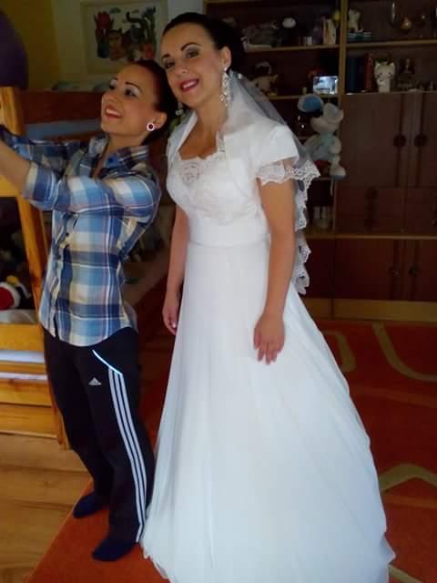 Svadobné šaty neviest z MS - @katarina1209