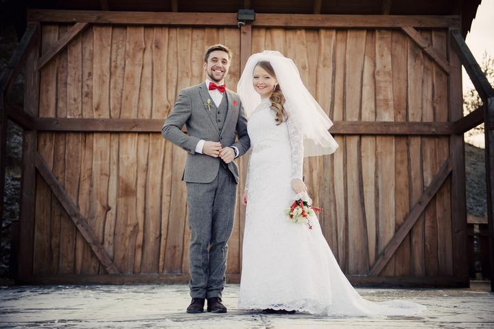 Svadobné šaty neviest z MS - @ivik29