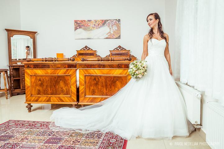 Svadobné šaty neviest z MS - @bajka87