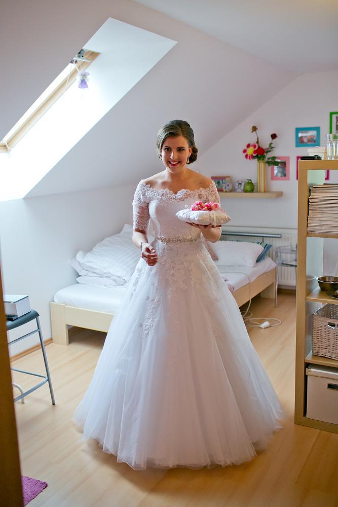 Svadobné šaty neviest z MS - @nataala