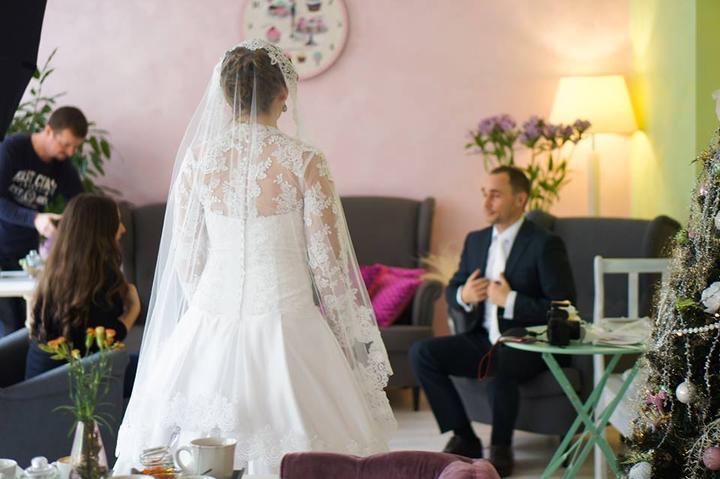 Svadobné šaty neviest z MS - @veverickav