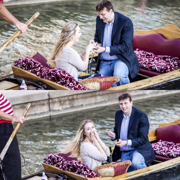 Vezmeš si ma...? ♥ - Zásnuby v Benátkach :)