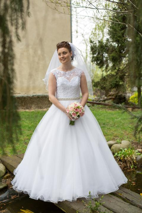 Svadobné šaty neviest z MS - @miruska258