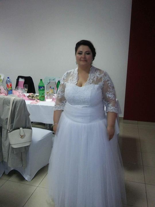 Svadobné šaty neviest z MS - @dezdemona2011
