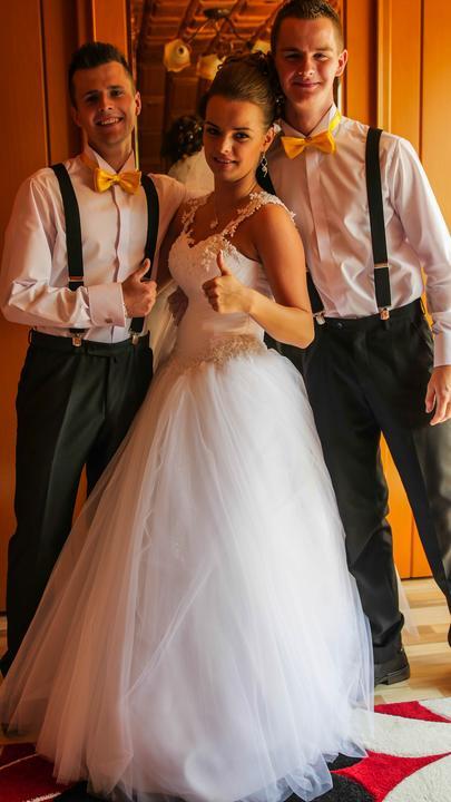 Svadobné šaty neviest z MS - @1tinuska5