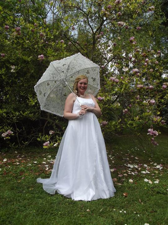 Svadobné šaty neviest z MS - @no1