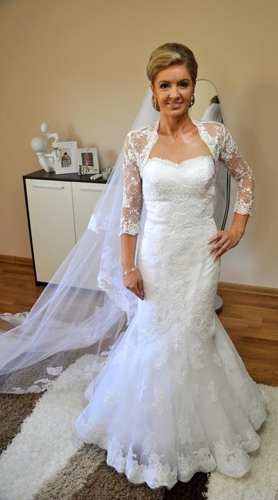 Svadobné šaty neviest z MS - @karen27