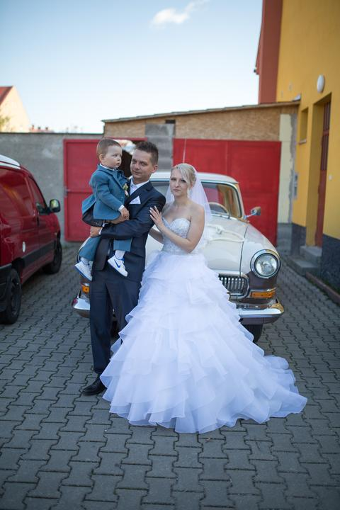 Svadobné šaty neviest z MS - @sisilili