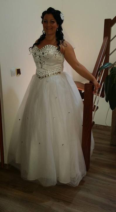 Svadobné šaty neviest z MS - @pinguinka