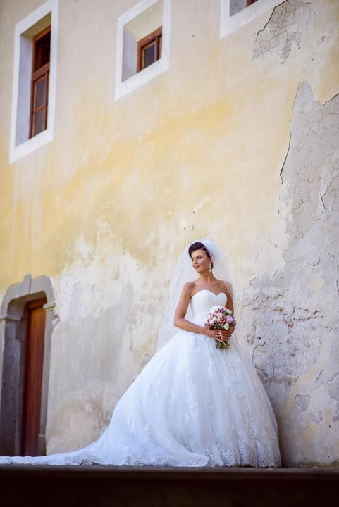 Svadobné šaty neviest z MS - @simca401