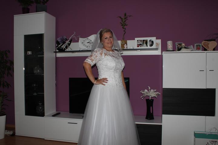 Svadobné šaty neviest z MS - @simonecka1234