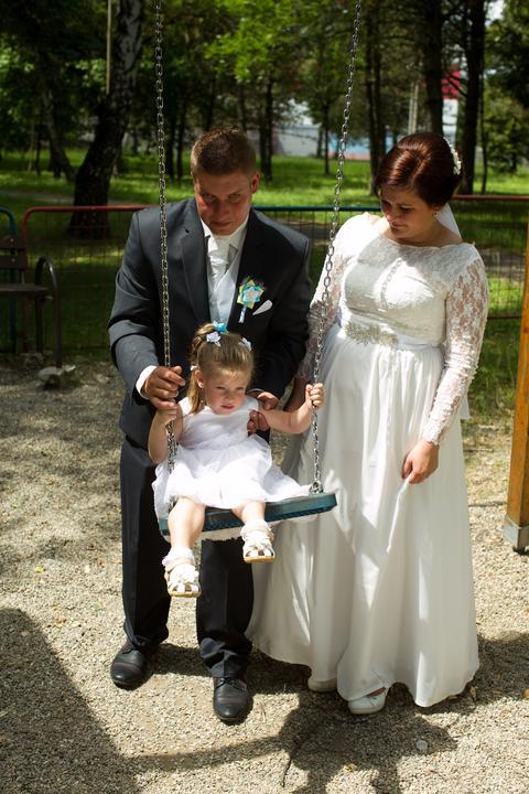 Svadobné šaty neviest z MS - @mixa23