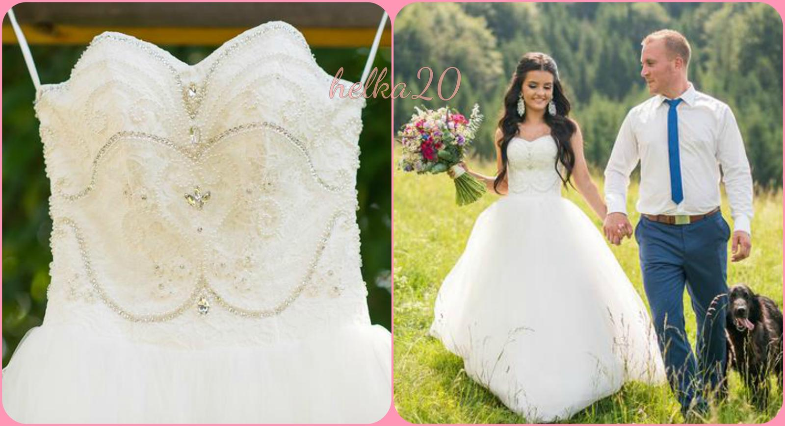 Svadobné šaty neviest z MS - @helka20