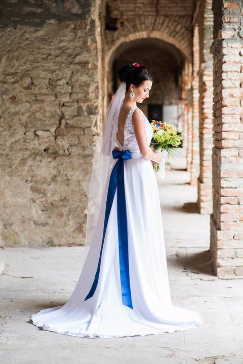 Svadobné šaty neviest z MS - @maca1308
