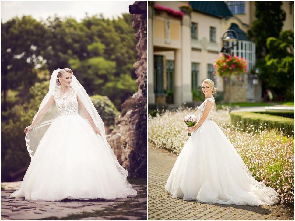 Svadobné šaty neviest z MS - @miskamilka