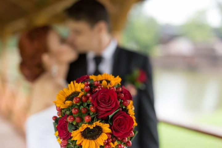 Svadobné kytice neviest z Mojej svadby - @zuzu108