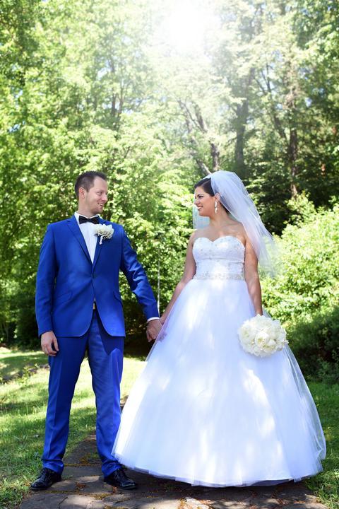 Svadobné šaty neviest z MS - @mischee