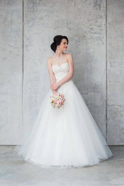 Svadobné šaty neviest z MS - @mrsmk