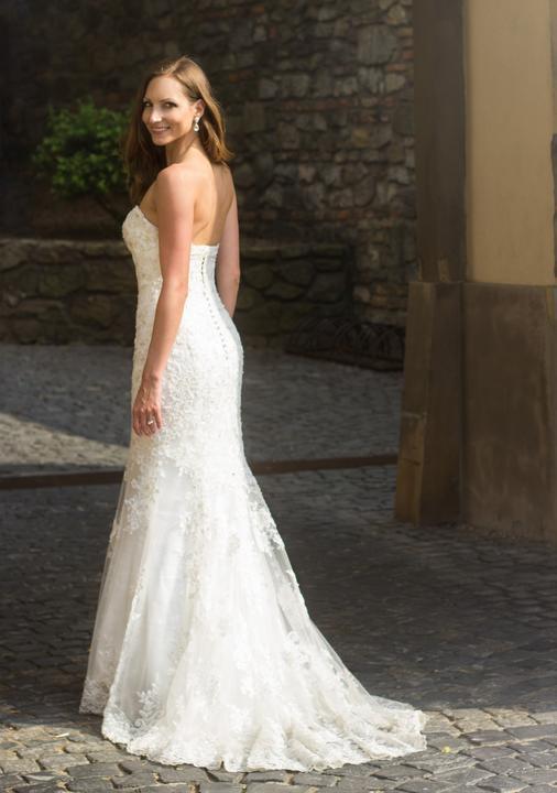 Svadobné šaty neviest z MS - @lenka312