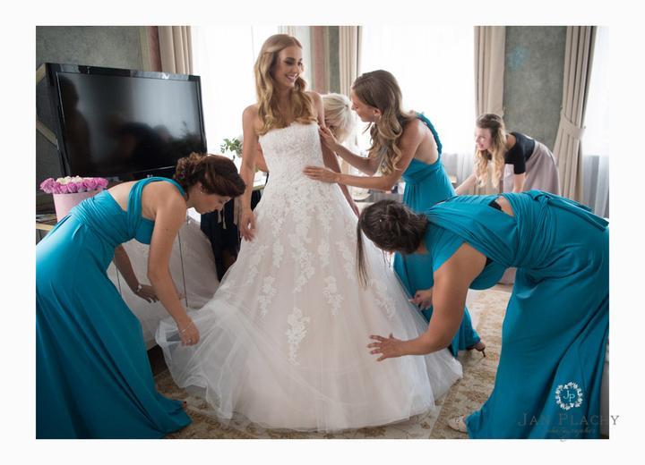Svadobné šaty neviest z MS - @lull_uska