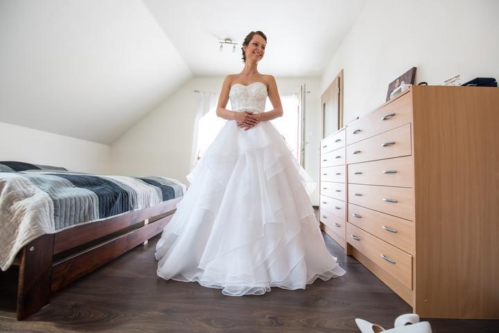 Svadobné šaty neviest z MS - @zuzu818