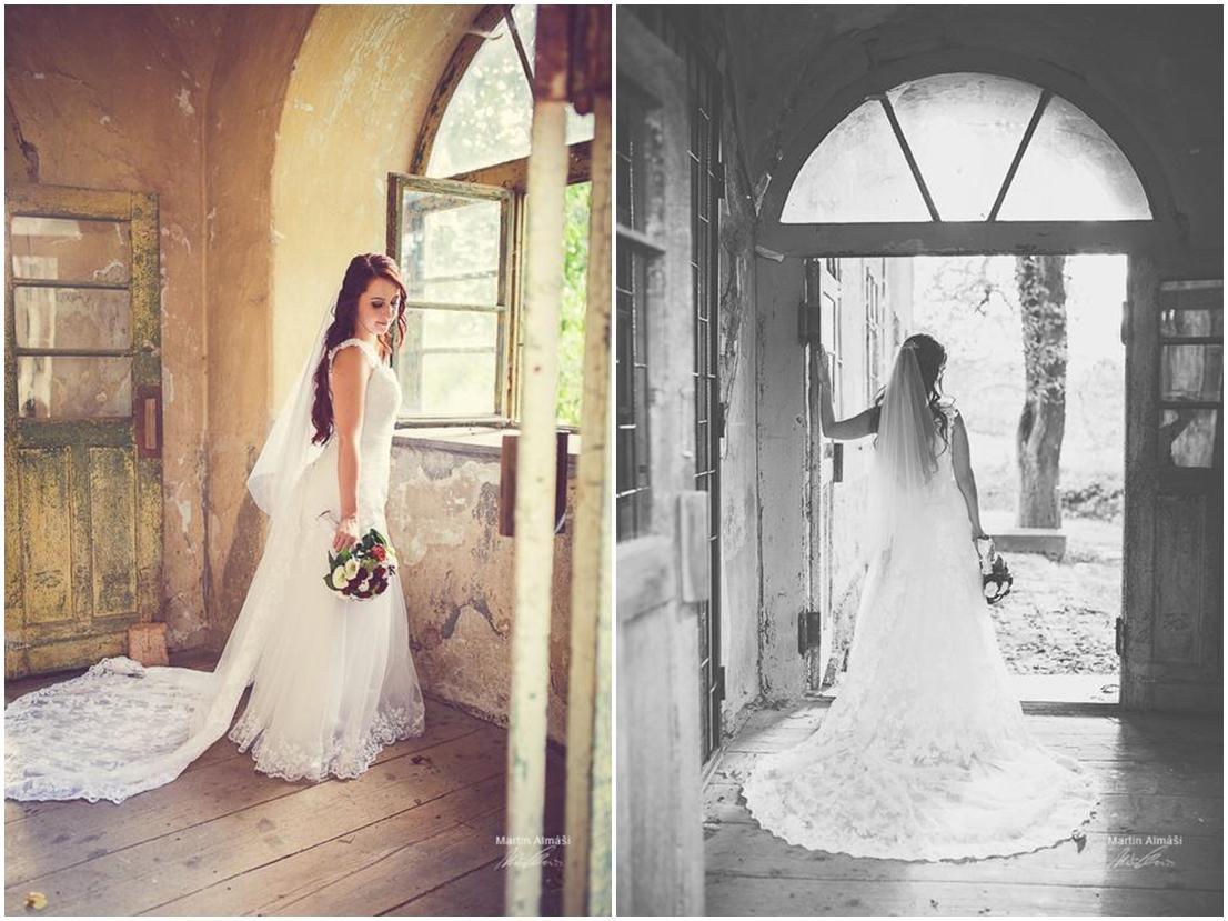 Svadobné šaty neviest z MS - @clarecmr