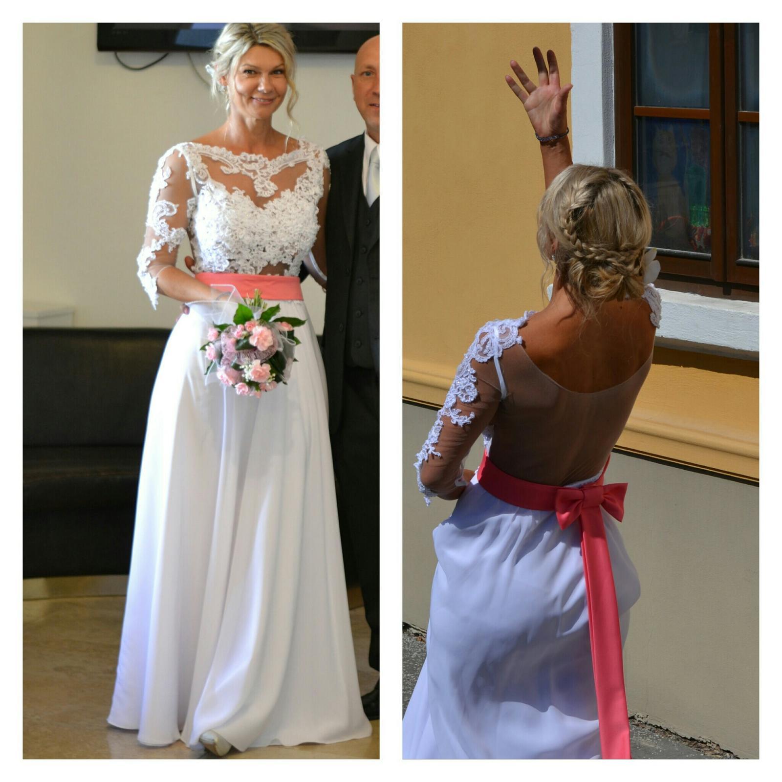Svadobné šaty neviest z MS - @adriatica40