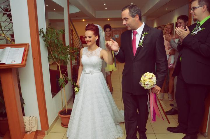 Svadobné šaty neviest z MS - @bridalicious