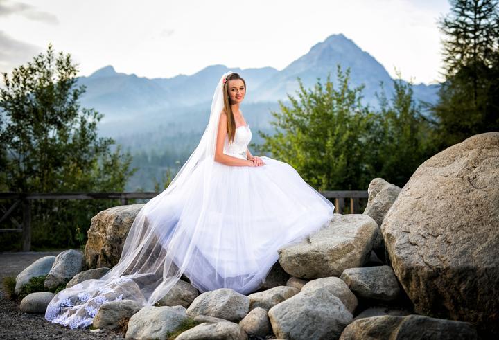 Svadobné šaty neviest z MS - @jojajojinka