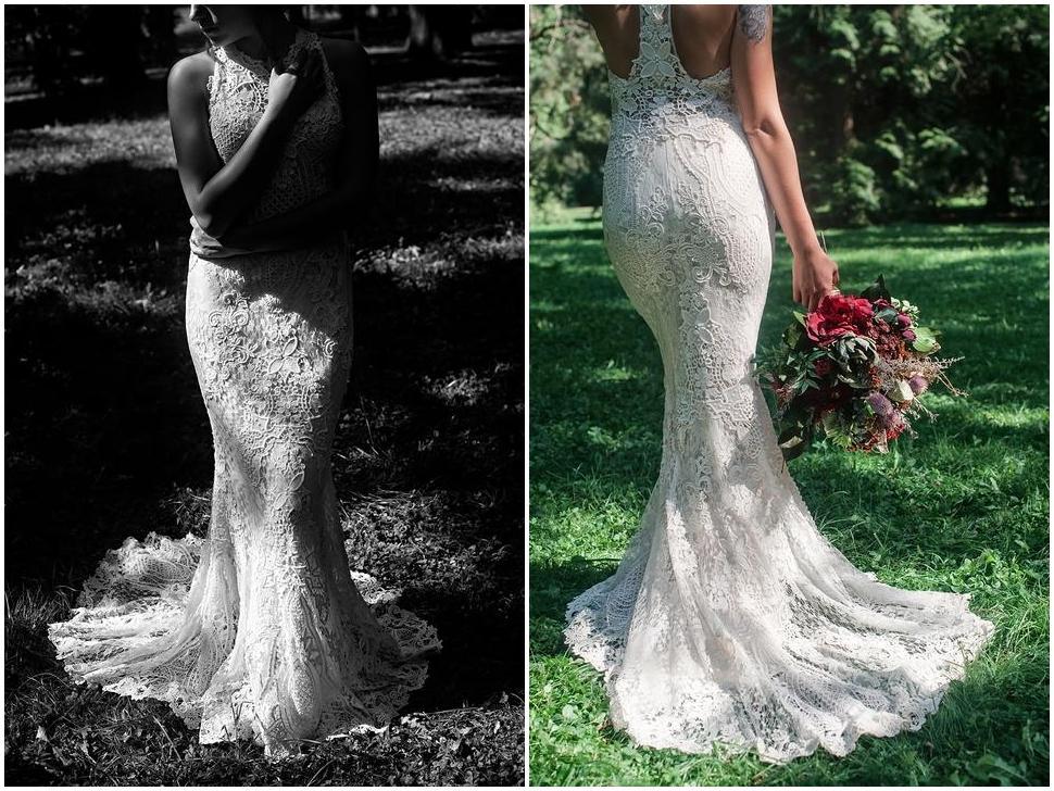 Svadobné šaty neviest z MS - @saakoo
