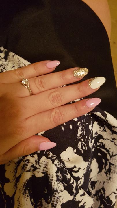 Svadobné manikúry neviest z MS - @petus994 - Nechty: Zuzka Koprdová - ZK nails & visage