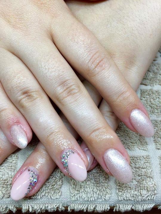 Svadobné manikúry neviest z MS - @medissi - Nechty: Perfect beauty Pezinok