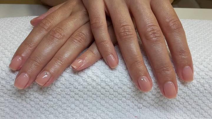 Svadobné manikúry neviest z MS - @aknellita - Nechty: manikérka už je na materskej