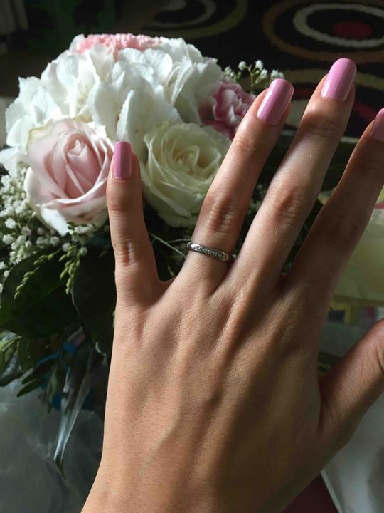Svadobné manikúry neviest z MS - @elix - Nechty: vlastná tvorba