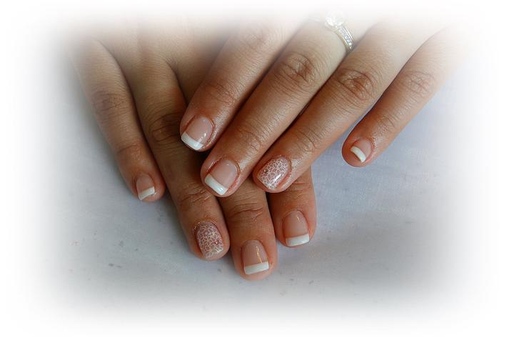 Svadobné manikúry neviest z MS - @sim18 – Nechty: fb: Nechty Kozmetika Veronika (Veronika Ochotnická)