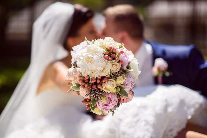 Svadobné kytice neviest z Mojej svadby - @simca401