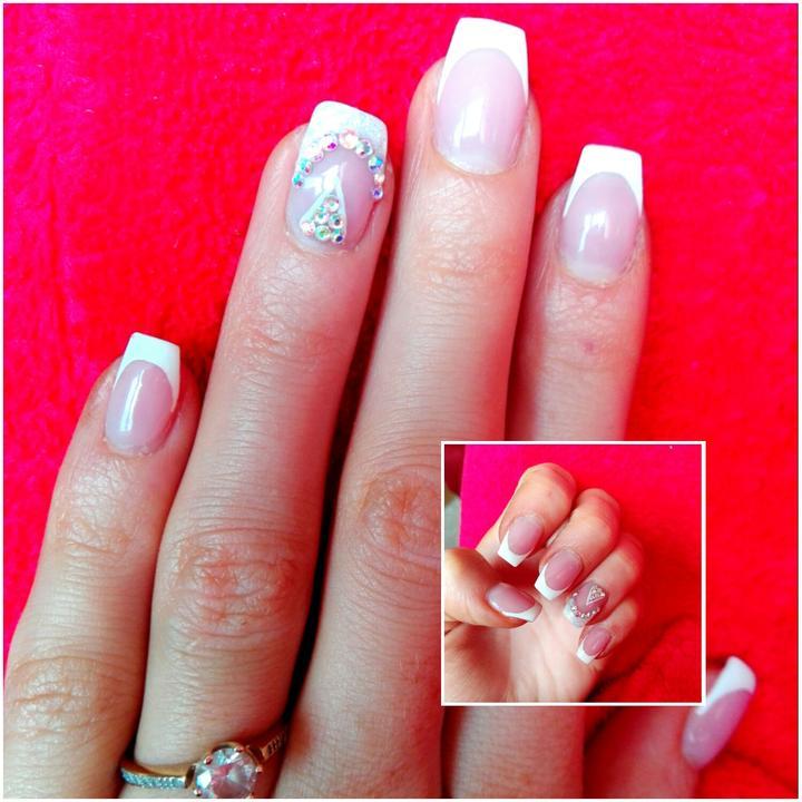 Svadobné manikúry neviest z MS - @ria06 - Nechty: fb: Nella Nails ( https://www.facebook.com/Nella-Nails-249615158397361/?fref=ts )