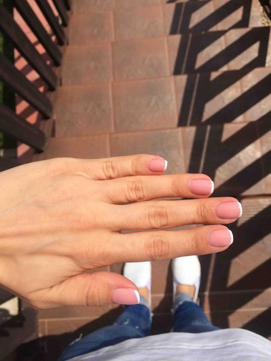 Svadobné manikúry neviest z MS - @miri44 - Nechty: Nikola Bieleková, Bratislava