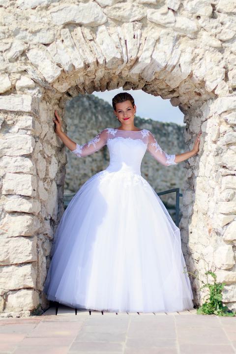 Svadobné šaty neviest z MS - @nikaajanko